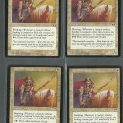 Zhalfirin Knight x4 - NM - Mirage - Magic the Gathering
