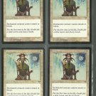 Pacifism x4 NM Mirage Magic the Gathering