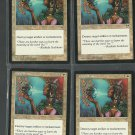 Disenchant x4 NM Mirage Magic the Gathering