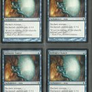 Defensive Stance x4 NM New Phyrexia Magic the Gathering