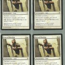Forced Worship x4 NM New Phyrexia Magic the Gathering