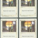 Death Ward x4 - NM - Revised - Magic the Gathering