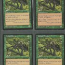 Pincher Beetles x4 NM Tempest Magic the Gathering