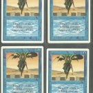 Jump x4 VG Unlimited Magic the Gathering