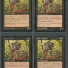 Fallen Askari x4 NM Visions Magic the Gathering