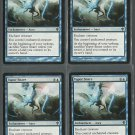 Vapor Snare x4 NM Worldwake Magic the Gathering