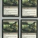 Crypt Ripper x4 NM Zendikar Magic the Gathering