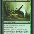 Grappler Spider - NM - Foil - Worldwake - Magic the Gathering