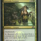 Korozda Gorgon - NM - Foil - Dragons Maze - Magic the Gathering