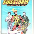 Firestorm The Nuclear Man Annual #3