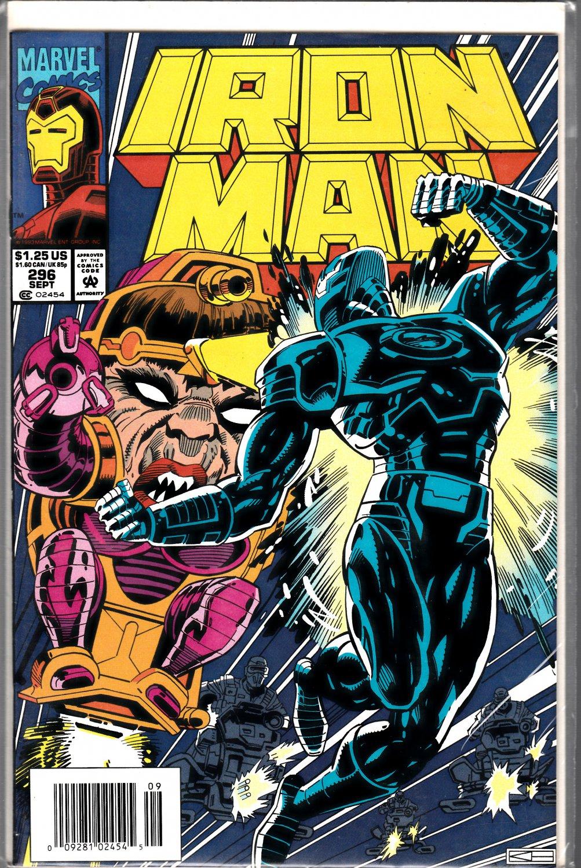 Iron Man #296