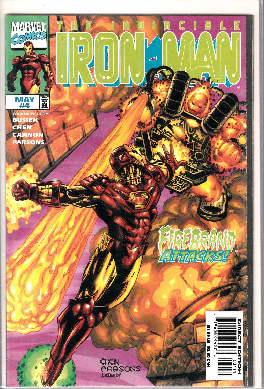 Iron Man #4