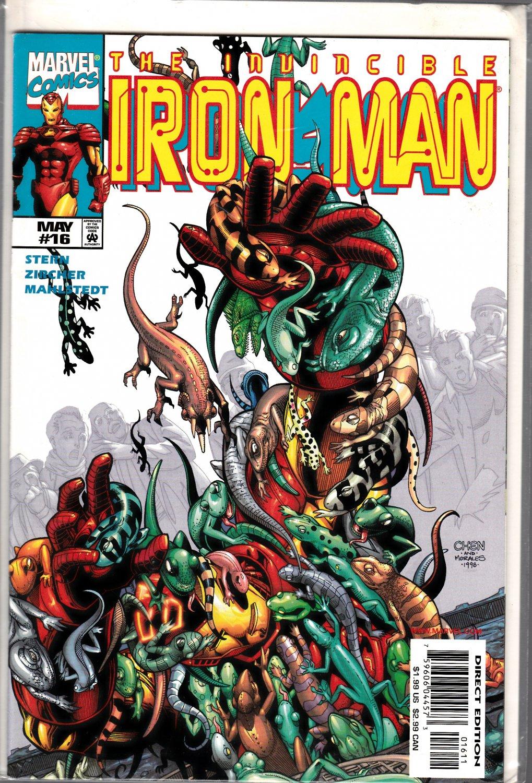 Iron Man #16