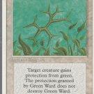 Green Ward - Good - 4th Edition - Magic the Gathering