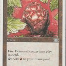 Fire Diamond - Fair - 6th Edition - Magic the Gathering