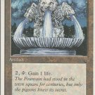 Fountain of Youth - NM - Chronicles - Magic the Gathering