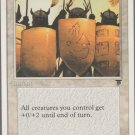 Shield Wall - NM - Chronicles - Magic the Gathering
