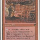 Wall of Opposition - NM - Chronicles - Magic the Gathering