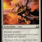 Serras Embrace - NM - Divine vs Demonic - Magic the Gathering