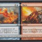 Turn Burn - NM - Dragons Maze - Magic the Gathering