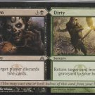 Down Dirty - NM - Dragons Maze - Magic the Gathering