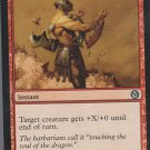 Enrage - NM - Duels of the Planeswalkers - Magic the Gathering