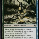Selkie Hedge-Mage - NM - Eventide - Magic the Gathering