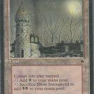 Ebon Stronghold - VG - Fallen Empires - Magic the Gathering