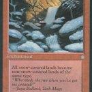 Melting - VG - Ice Age - Magic the Gathering