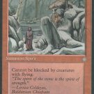 Stone Spirit - VG - Ice Age - Magic the Gathering
