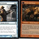 Civilized Scholar/Homicidal Brute - NM - Innistrad - Magic the Gathering