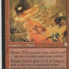 Halam Djinn - VG - Invasion - Magic the Gathering