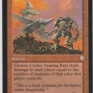 Searing Rays - VG - Invasion - Magic the Gathering