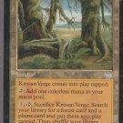 Krosan Verge - NM - Judgment - Magic the Gathering