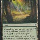 Vivid Grove - NM - Lorwyn - Magic the Gathering
