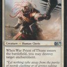 War Priest of Thune - NM - Magic 2011 - Magic the Gathering