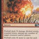 Fireball - NM - Magic 2012 - Magic the Gathering