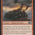 Stormblood Berserker - NM - Magic 2012 - Magic the Gathering
