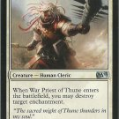 War Priest of Thune - NM - Magic 2013 - Magic the Gathering