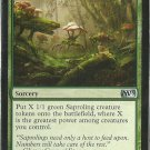 Fungal Sprouting - NM - Magic 2013 - Magic the Gathering