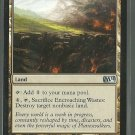 Encroaching Wastes - NM - Magic 2014 - Magic the Gathering