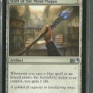 Staff of the Mind Magus - NM - Magic 2014 - Magic the Gathering