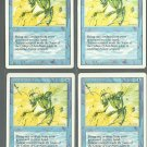 Reconstruction x4 - NM - Revised - Magic the Gathering