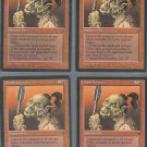 Orcish Veteran V2 x4 - Good - Fallen Empires - Magic the Gathering