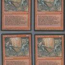 Goblin War Drums V3 x4 - Good - Fallen Empires - Magic the Gathering