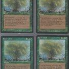 Spore Cloud V3 x4 - Good - Fallen Empires - Magic the Gathering