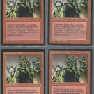 Orcish Conscripts x4 - Good - Ice Age - Magic the Gathering