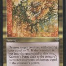 Kaerveks Purge - VG - Mirage - Magic the Gathering
