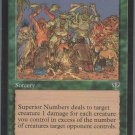 Superior Numbers - Good - Mirage - Magic the Gathering