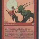 Goblin Soothsayer - Good - Mirage - Magic the Gathering